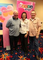 Bingo Buddy nominee Peter