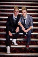 X Factor's Jedward