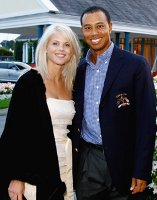 Tiger and wife Elin
