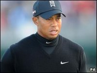 Tiger Woods quits golf